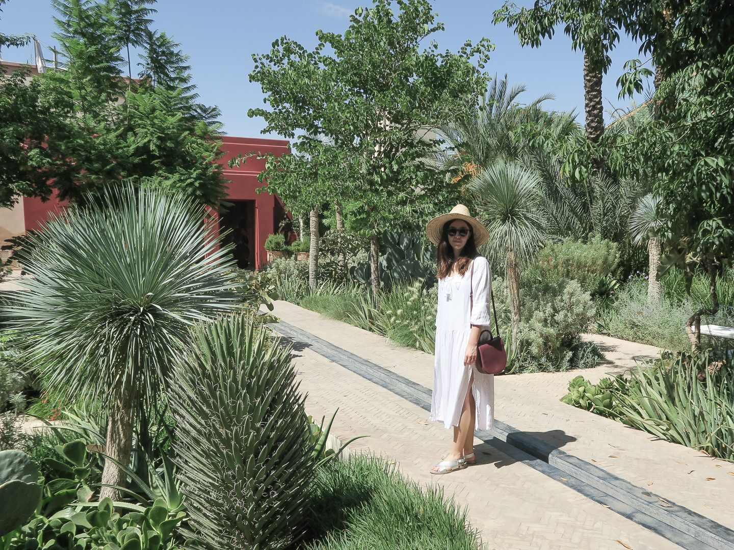 Outfit Ideas for Marrakech | Curiously Conscious