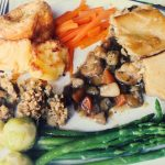 Winter Vegetable Pie | Curiously Conscious