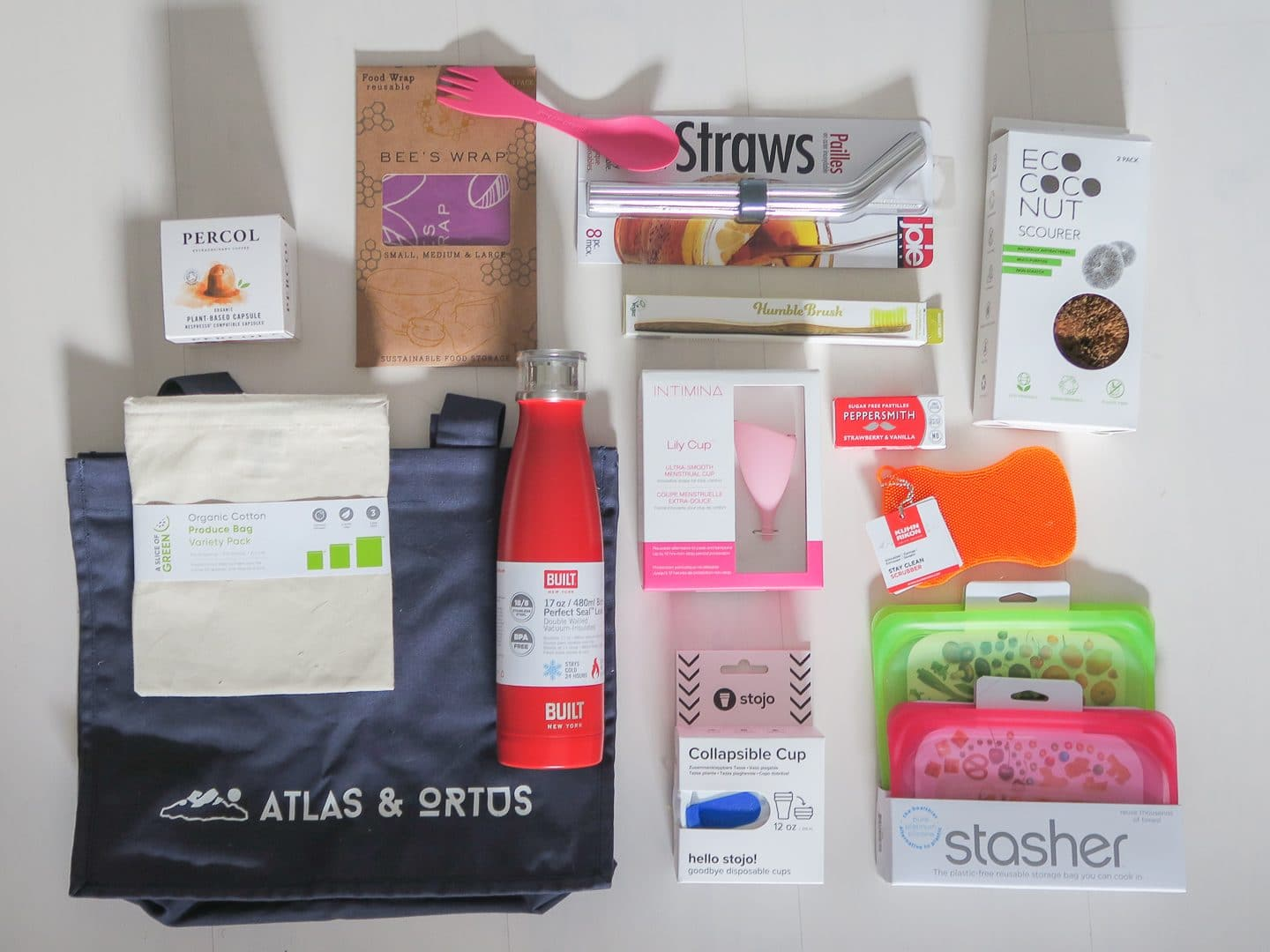 The BIG Zero Waste Hamper Giveaway | Curiously Conscious