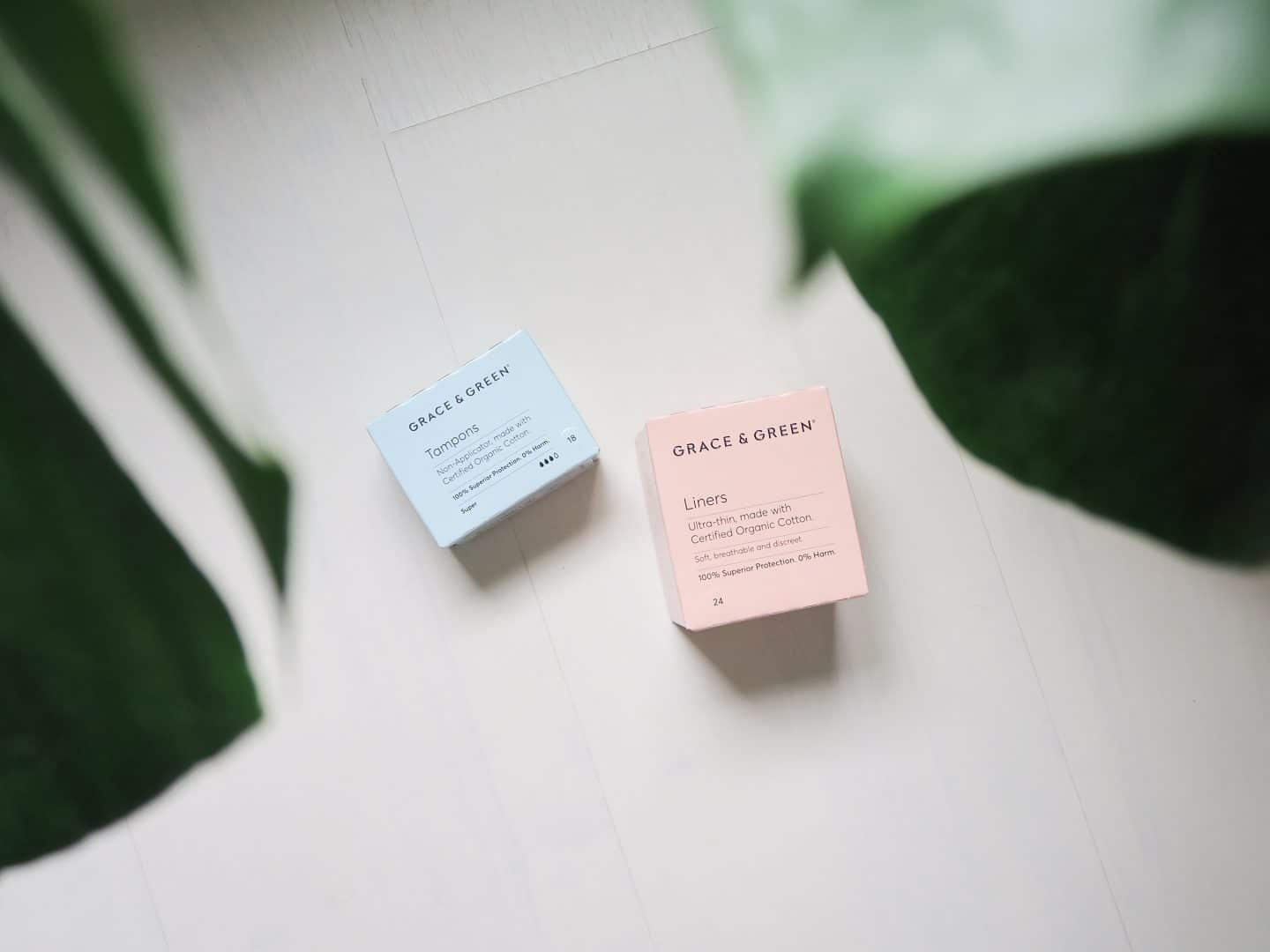 Talking Sustainable Periods with Grace & Green | Curiously Conscious