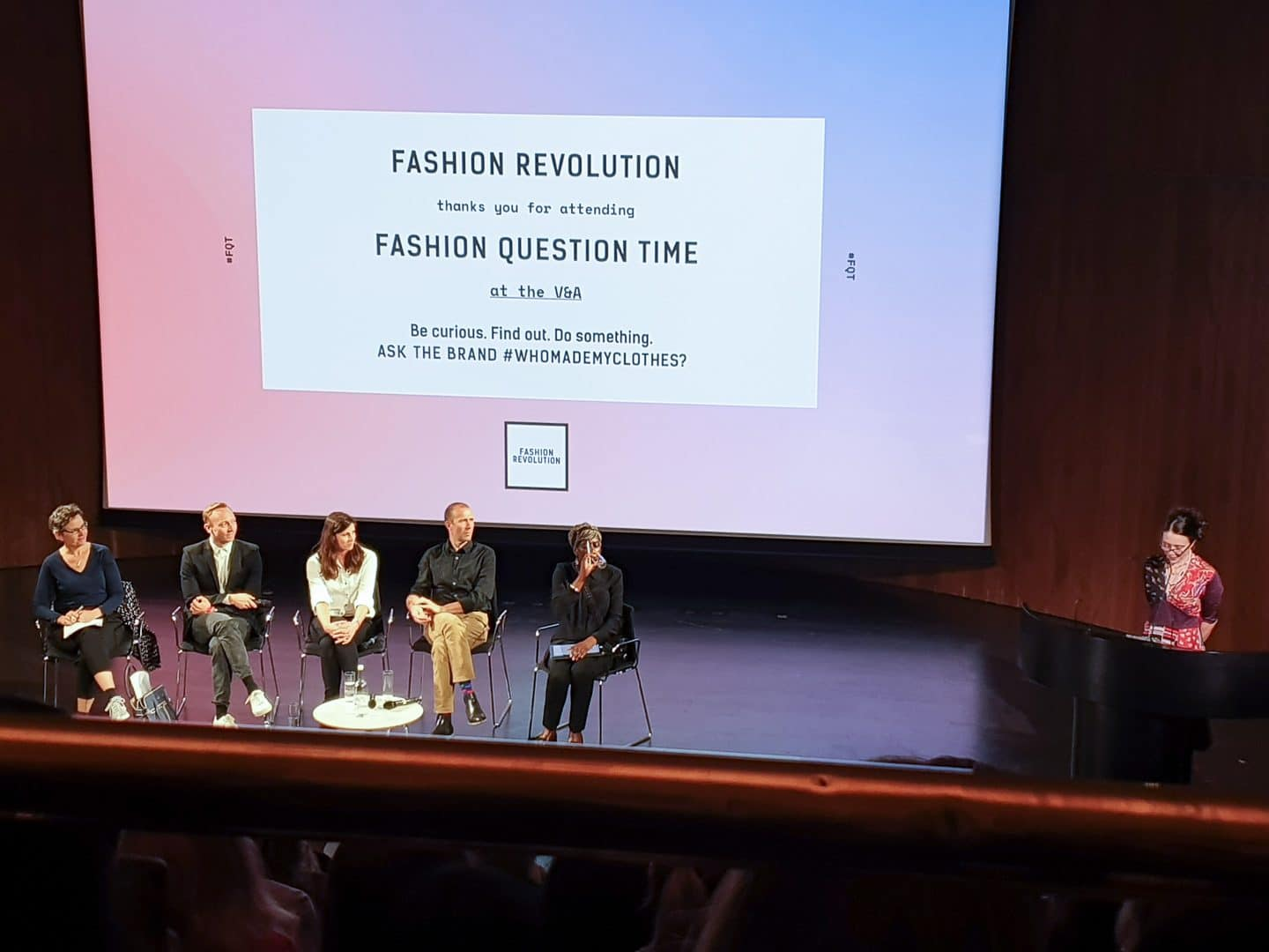 Fashion Revolution Question Time: Highlights | Curiously Conscious