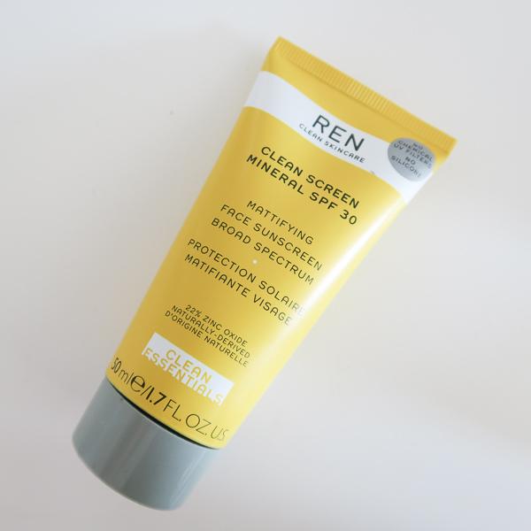 REN Skincare Clean Screen Mineral SPF 30 laid flat