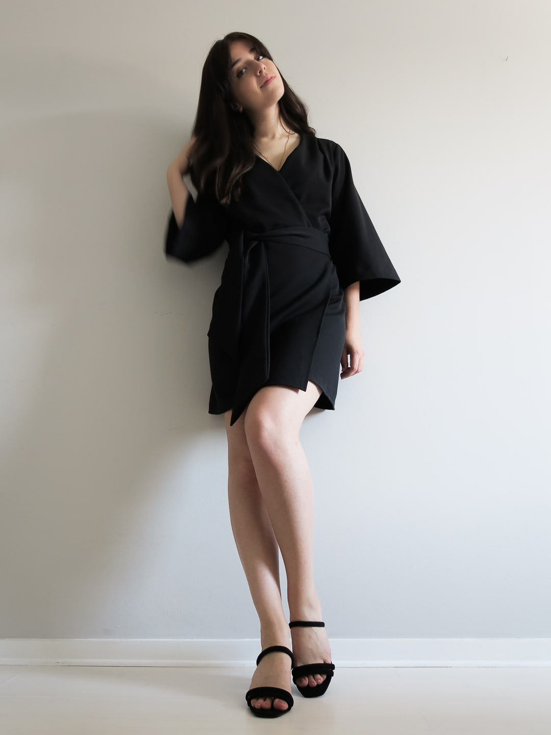 Minimal LBD Outfit