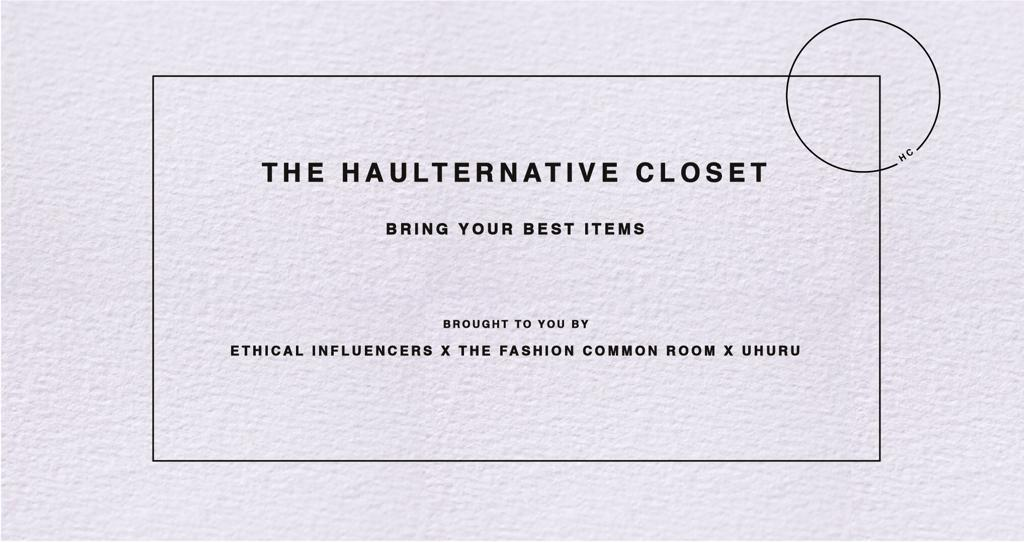 The Haulternative Closet - London's Luxury Clothes Swap