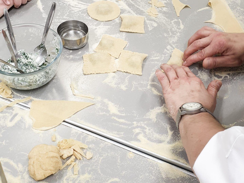 Cookery School's Pasta Workshop