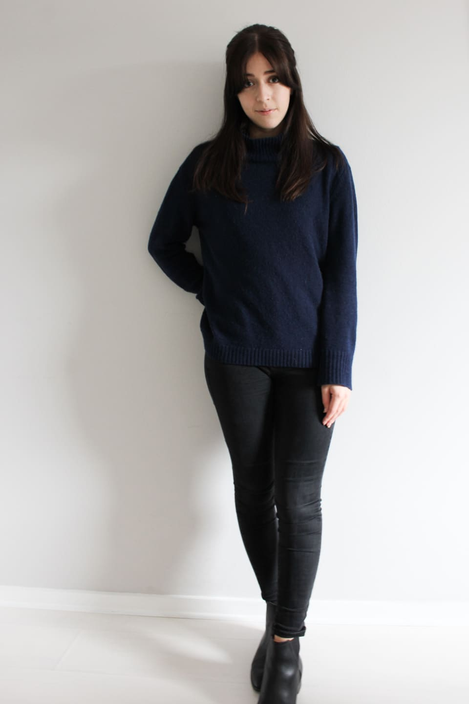 BAM Clothing Bamboo Merino Jumper Outfit