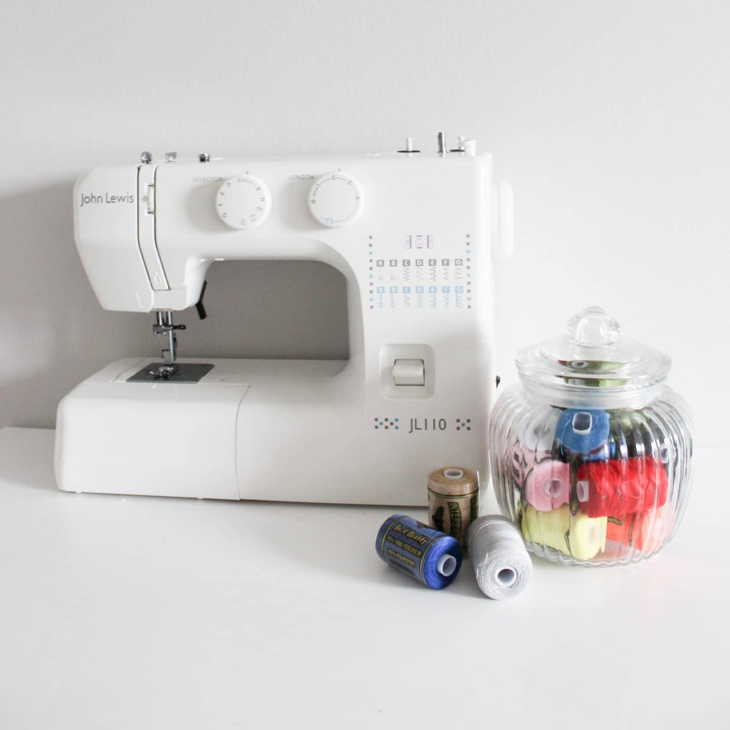 John Lewis J1LL Sewing Machine