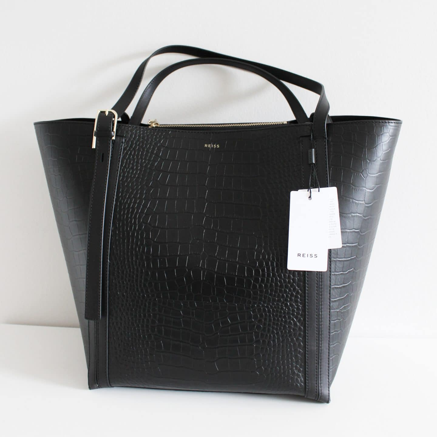 REISS Bucket Bag