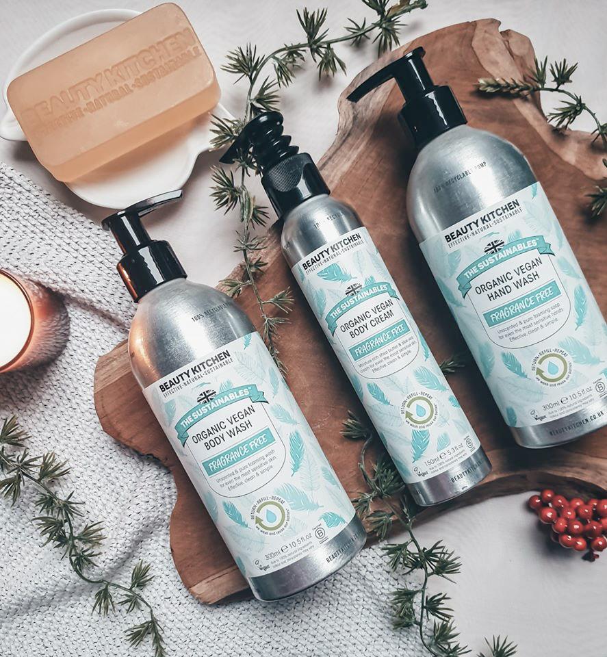 Best Sustainable Skincare: Beauty Kitchen