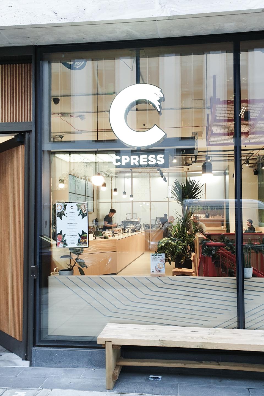 CPRESS Organic Juice Bar