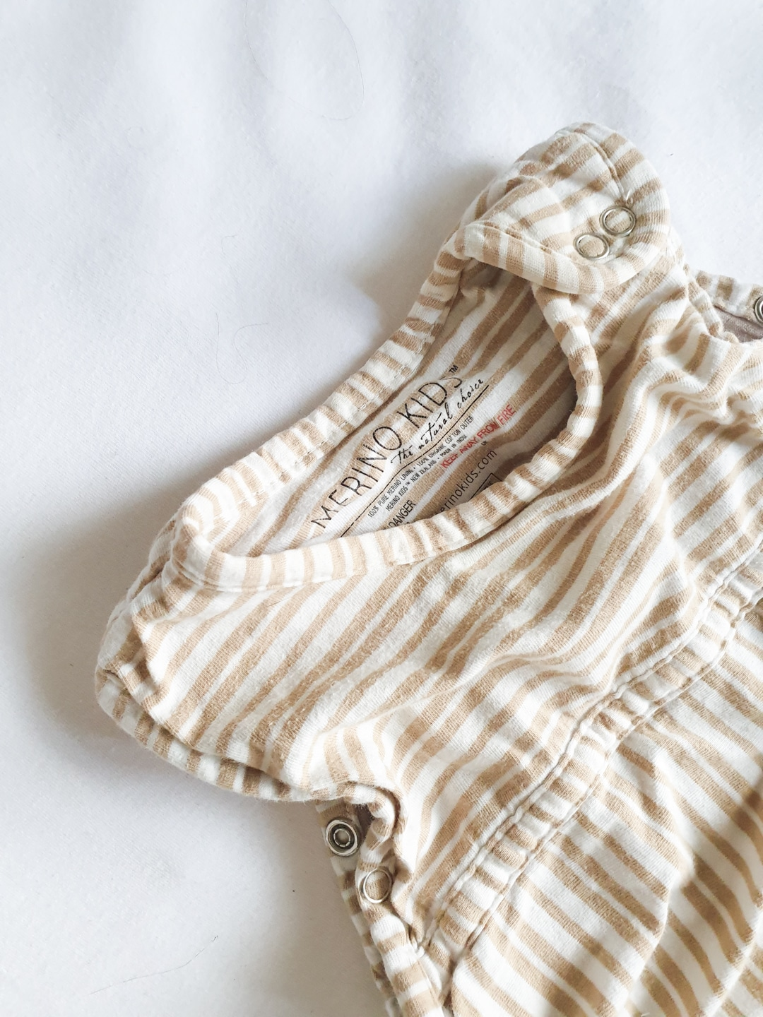 Second-Hand Baby Clothes