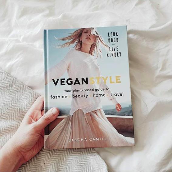 Vegan Style book by Sascha Camilli
