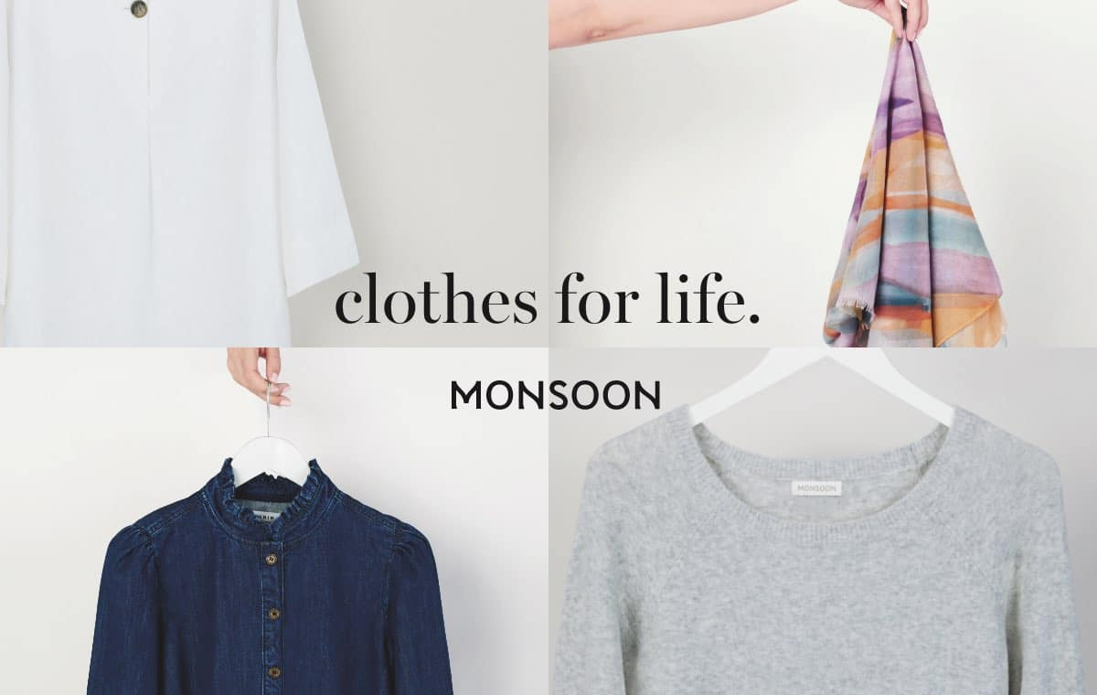 Monsoon Clothes for Life Scheme