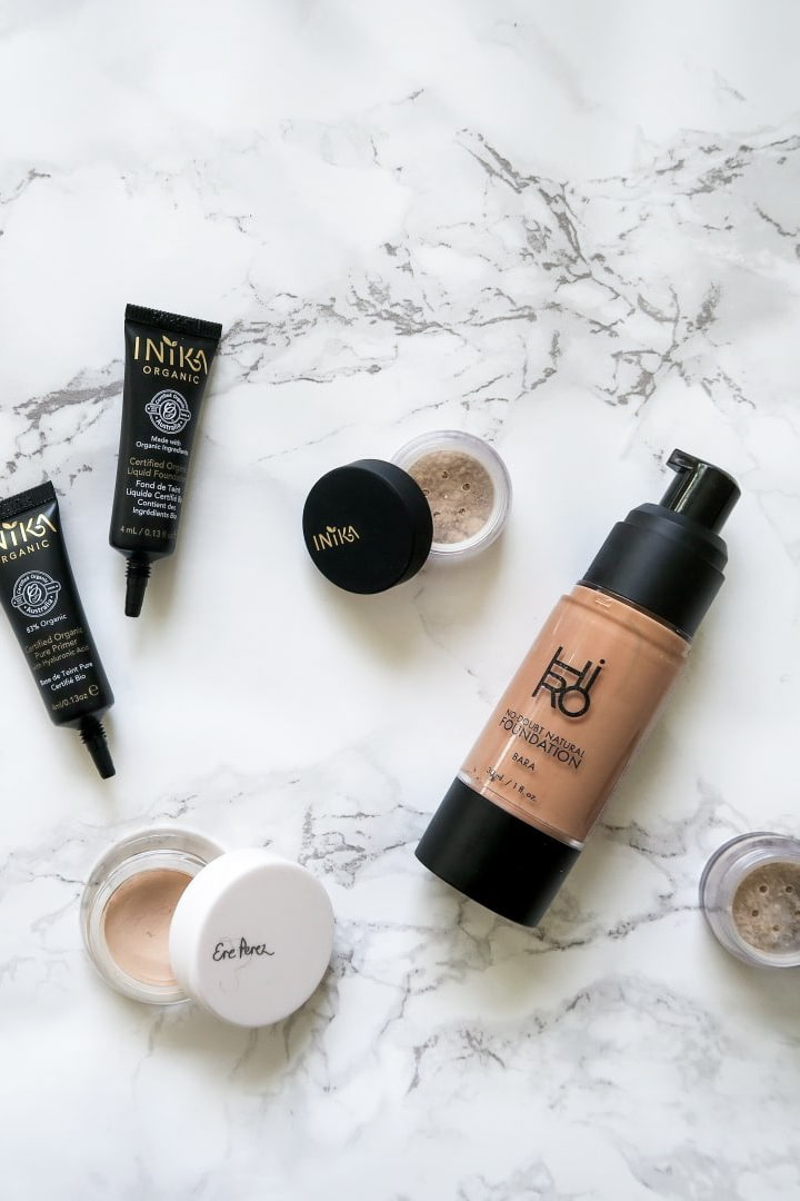 HIRO Refillable Cosmetics