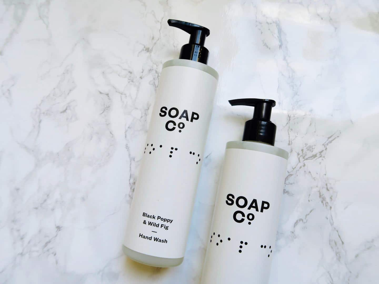 The Soap Co Refillable Hand Wash