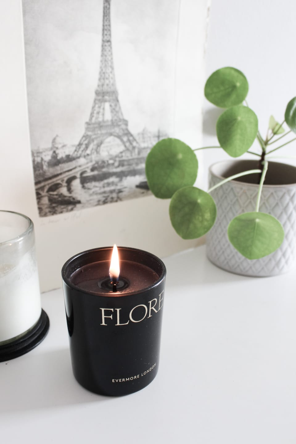 FLORE Candle by Evermore London