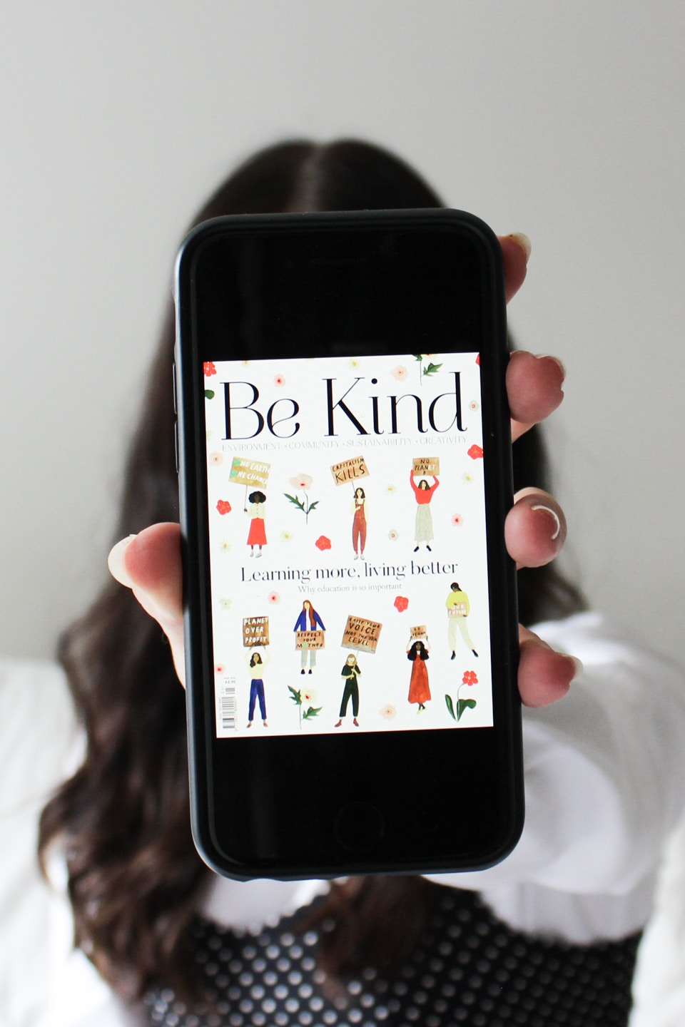 Be Kind Magazine on Readly App