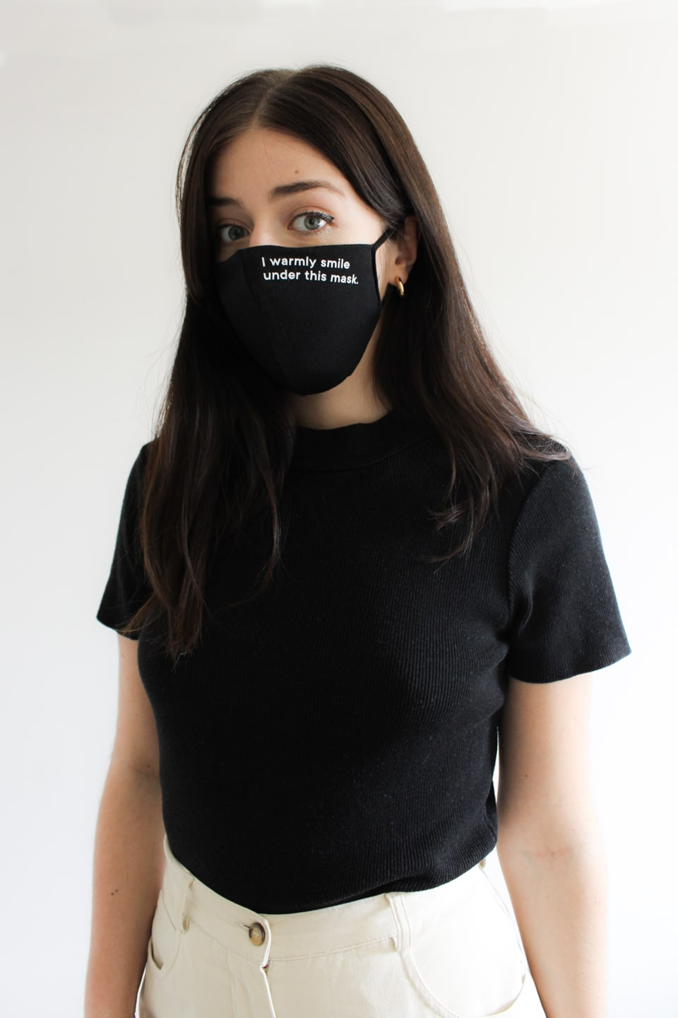 Sustainable Face Mask from Armed Angels