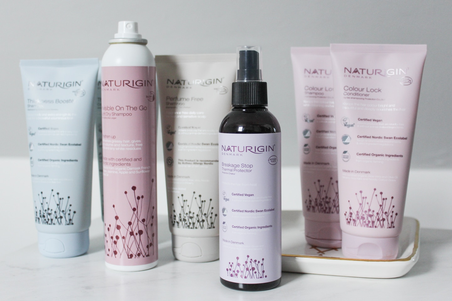 Naturigin haircare products