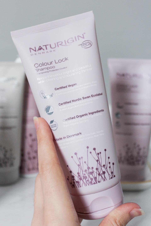 Naturigin Colour Lock Shampoo