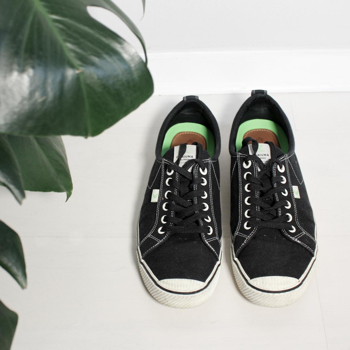 Close-up of Cariuma Sneakers