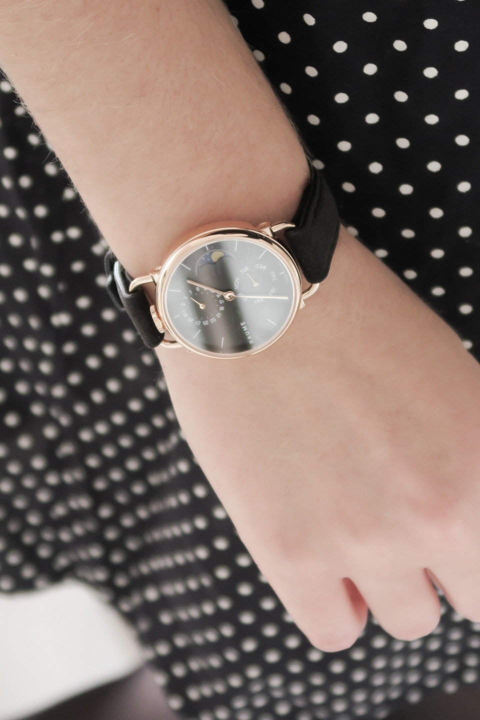 Sustainable watches guide - BAUME