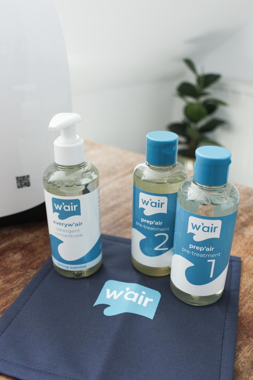w'air detergents